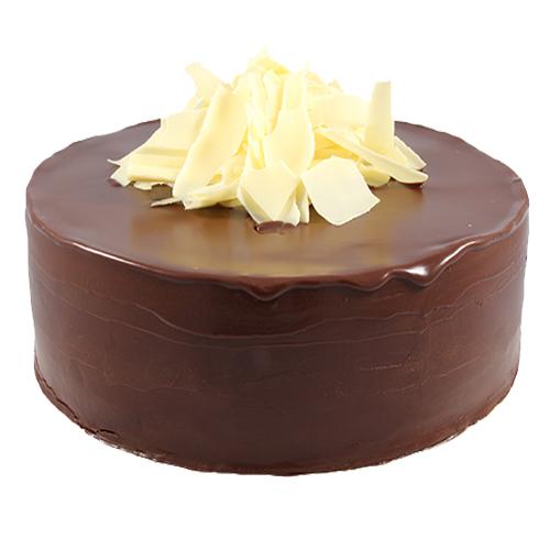 Dark Choco Cake