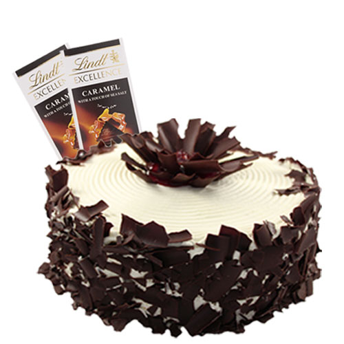 Black Forest Layer Cake with Chocolate