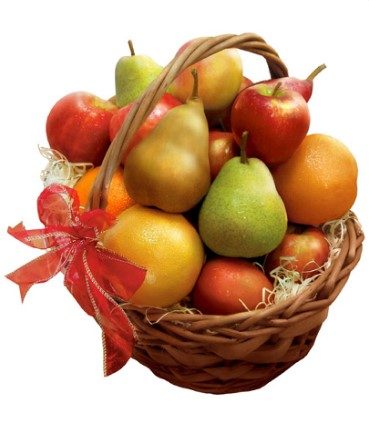 Premium Quality Fruit Basket