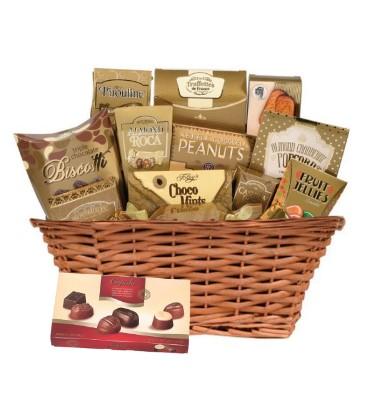 Gift Chocolate Basket I