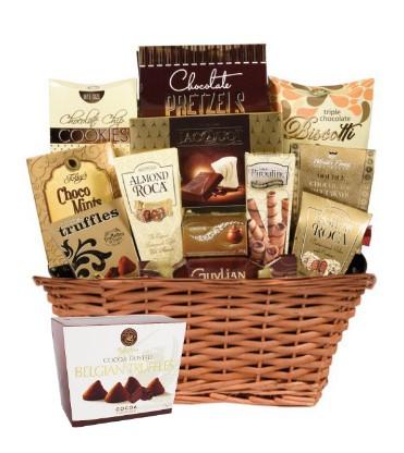Gift Chocolate Basket III