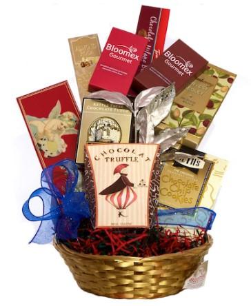 Gift Snack Basket