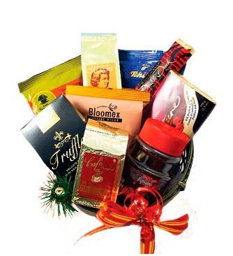 Coffee Gift Basket I
