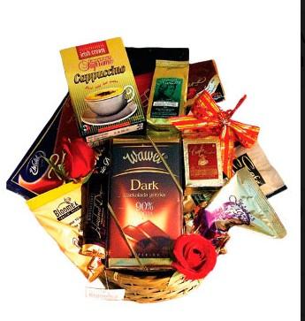 Coffee Gift basket III