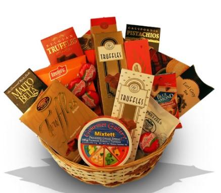 Chocolate Gift Basket II
