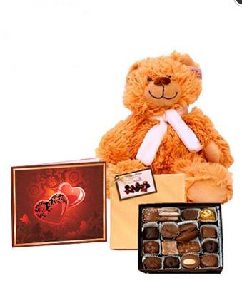 Teddy n Chocolate